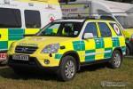 Folkestone - British Red Cross - RRV