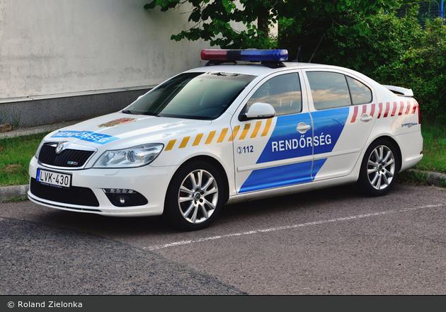 Kál - Rendőrség - FuStW