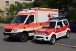 BY - BRK KV Hof - Rotkreuz Naila 71/01 & Rotkreuz Selbitz 79/01