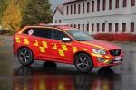 Aneby - Räddningstjänsten Aneby - Ledningsbil - 2 43-6780