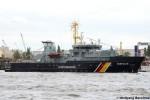Fischereischutz Cuxhaven - Seefalke