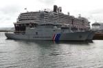 "Reykjavík - Landhelgisgæsla Íslands - Küstenwachtschiff ""ICGV Týr"""