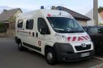 Huningue - Croix-Rouge Française - VPSP - RTW