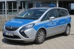 WI-HP 6653 - Opel Zafira - FuStW