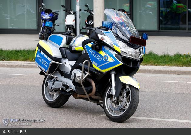 BWL4-5057 - BMW R 1200 RT - Krad