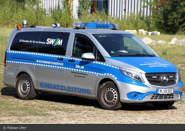 München - Stadtwerke München - Entstörfahrzeug SAT423