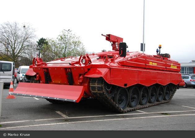 Löschpanzer Brandenburg