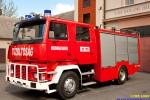 """Mosonmagyaróvár - Tűzoltóság - TLF"""""""