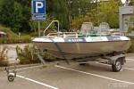 Länsi-Uusimaa - Poliisi - Polizeiboot - L-U 546