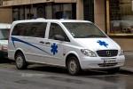 Aubergenville - Auber Ambulances - KTW