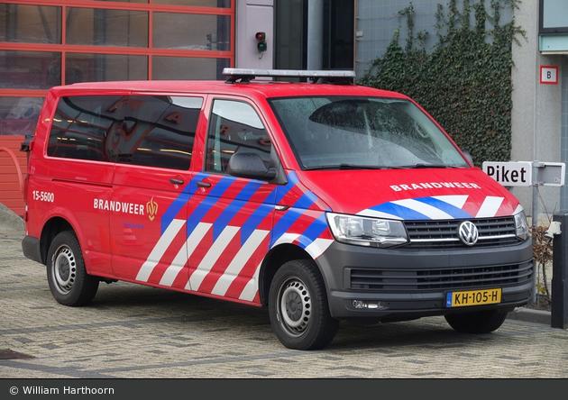 Delft-Rijswijk - Brandweer - MTW - 15-5600