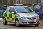 Fareham - Hampshire Fire and Rescue Service - Co-Responder