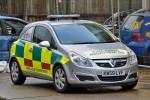 Fareham - Hampshire Fire and Rescue Service - Co-Responder