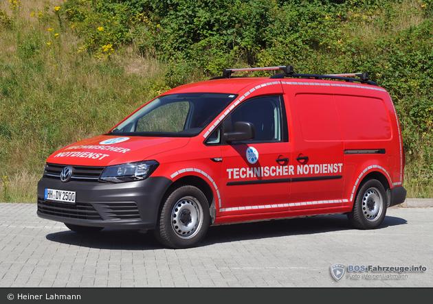 DESY - Technischer Notdienst - MZF (HH-DY 2500)