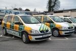 IE - unbekannter Ort - West-Mid Ambulance - PKW