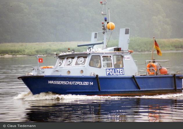 WS14 - Polizei Hamburg - WS 14 (a.D.)