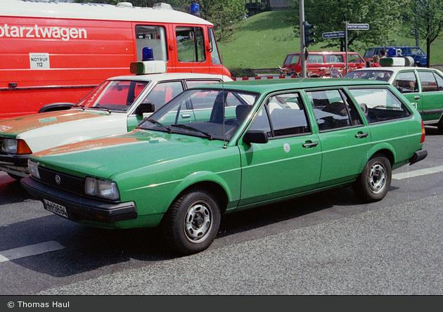 HH-3684 - VW Passat Variant - PKW (a.D.)