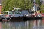 WSA Mosel-Saar-Lahn - Schub- und Aufsichtsboot - Wincheringen