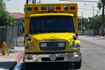 Las Vegas - Clark County Fire Department - Rescue 218