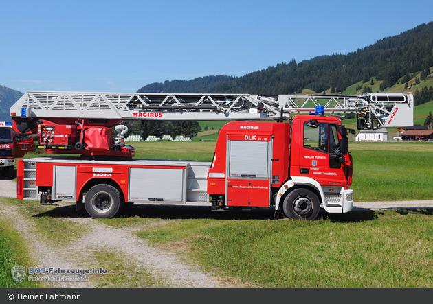 Tannheim - FW - DLK 23-12