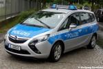 B-30553 - Opel Zafira Tourer - FuStW