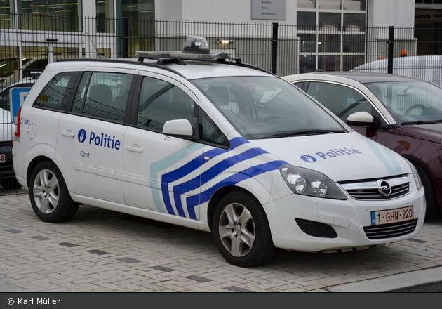 Gent - Lokale Politie - FuStW - 071