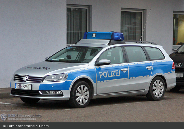 HH-7252 - VW Passat Variant - FuStW
