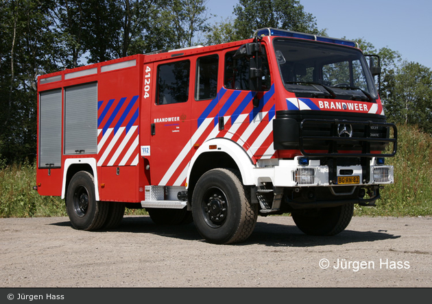 Ede - Brandweer - TLF - 41-204 (a.D.)