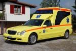 Wünnewil - Ambulanz & Rettungsdienst Sense AG - KTW - Sense 60