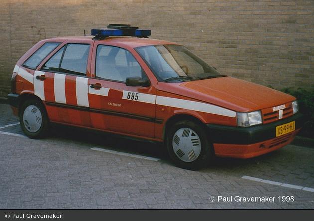 Aalsmeer - Brandweer - PKW - 695 (a.D.)