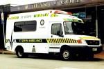 Greymouth - St John Ambulance - GW-MANV - Greymouth 895
