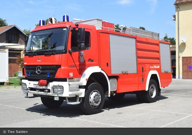 Varaždin - Vatrogasci - ULF - Zagora 16