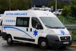 Bray-Dunes - Action Ambulance - RTW