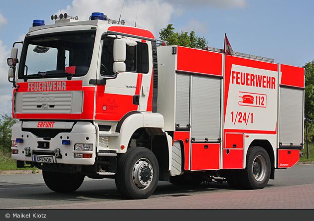 Einsatzfahrzeug: Florian Erfurt 01/24-01 - BOS-Fahrzeuge