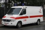 Middelkerke - Rode Kruis Vlaanderen - GW-San