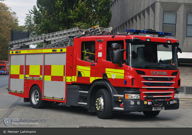 Cambridge - Cambridgeshire Fire & Rescue Service - RP