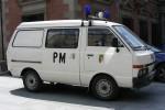 Madrid - Policía Militar - FuStW