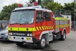 Napier - NZ Fire Service - Pumper Type 1 - East 454 (Reserve)