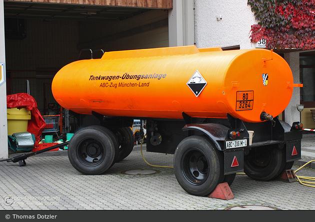 Kater München-Land Tankwagen-Übungsanlage