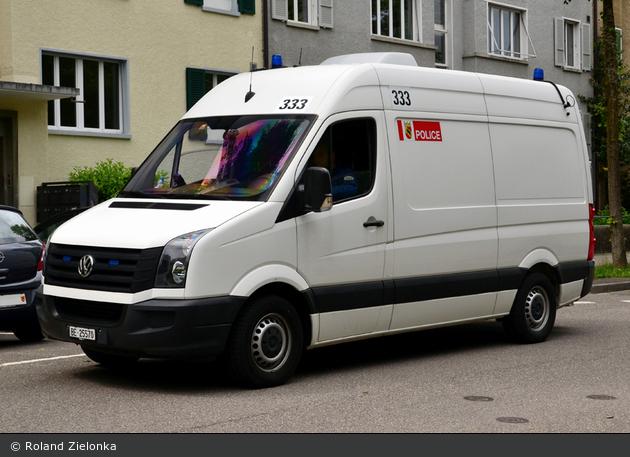 Bern - KaPo Bern - GruKw - 333