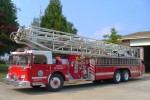 Asheboro FD - Ladder 316