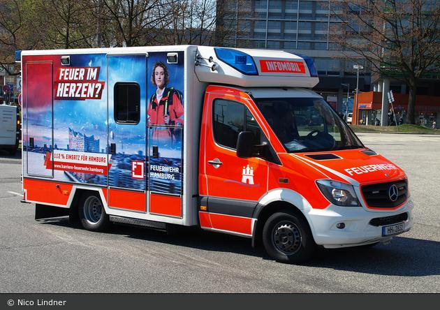 Florian Hamburg Infomobil (HH-2832)