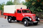 Zeithain - Sächsisches Feuerwehrmuseum - KLF - Riesa