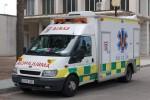 Alcúdia - Servicio Ambulancias Medicas Islas Baleares - RTW (a.D.)