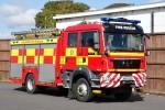 Market Rasen - Lincolnshire Fire & Rescue - WrL/R