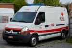 Gent - Rode Kruis Vlaanderen - GW-San-LOG