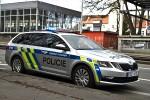 Praha - Policie - 7AZ 6815 - FuStW