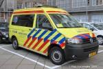 Amsterdam - Geneeskundige Hulporganisatie in de Regio - MZF - 13-840
