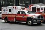 FDNY - EMS - Ambulance 109 - RTW