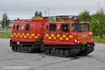 Umeå - Umeå Brandförsvaret - Terrängbil - 2 12-1050